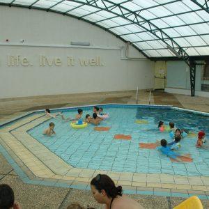 בריכת שחייה לילדים , הולמס פלייס, נווה שאנן - חיפה