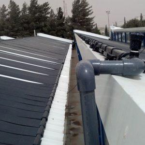 משחרר אוויר למערכת סולארית