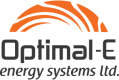 optimal e logo